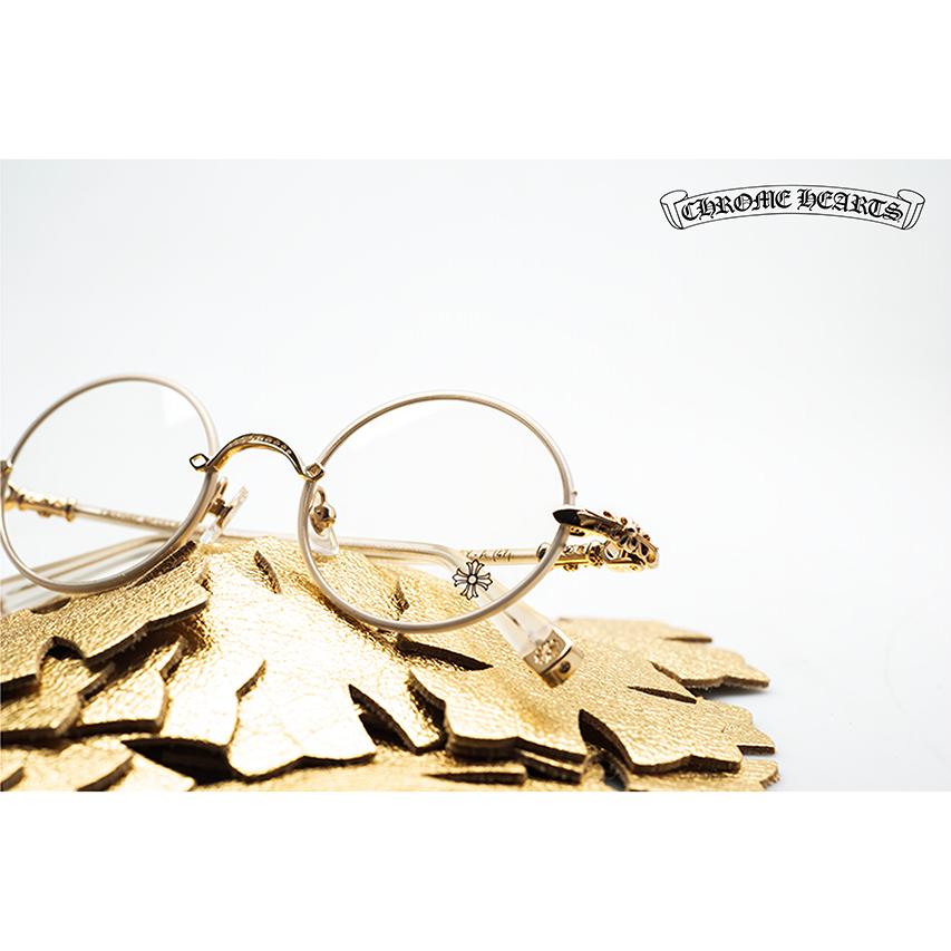 溥儀眼鏡20週年特別企劃: CHROME HEARTS - 溥儀眼鏡20週年專屬紀念款