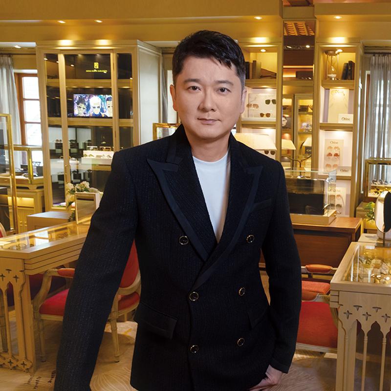 焦點訪談溥儀眼鏡創辦人及行政總裁邱子傑先生