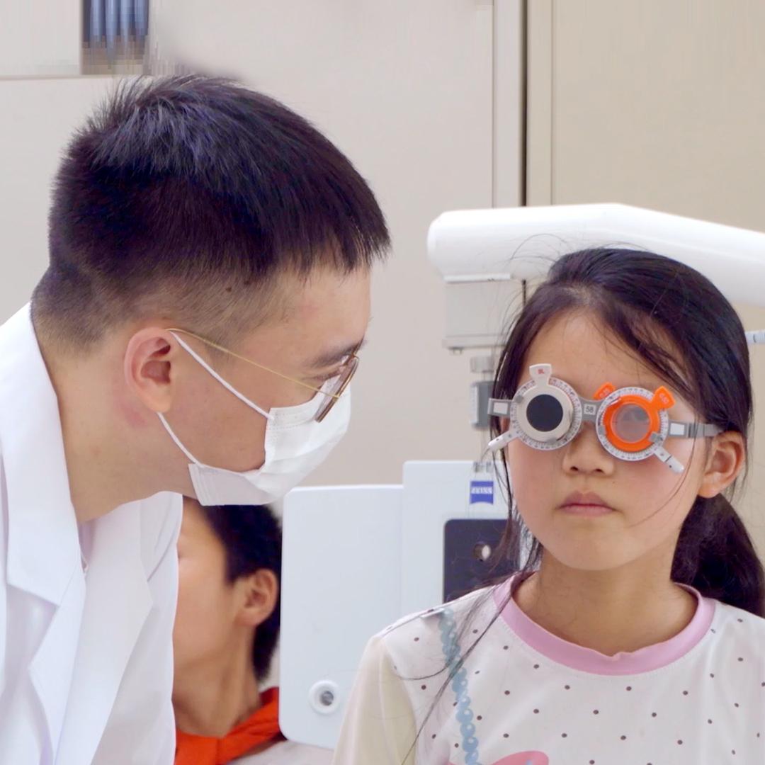 溥仪眼镜 x 蔡司光学 共同呵护乡村学童的健康成长