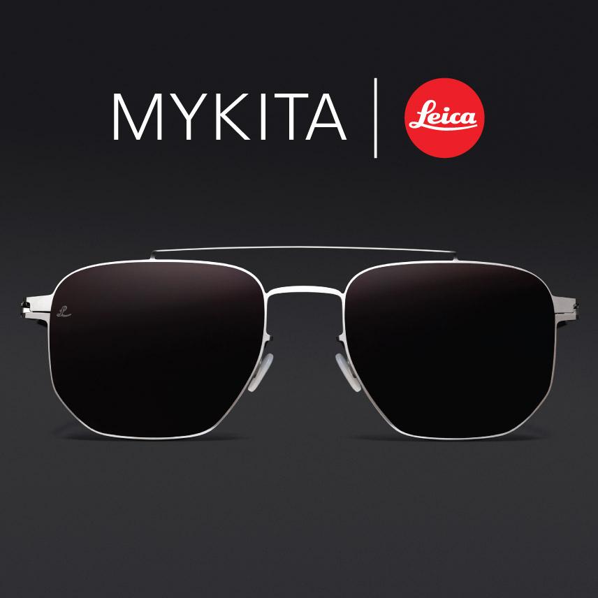 MYKITA | LEICA聯乘眼鏡系列