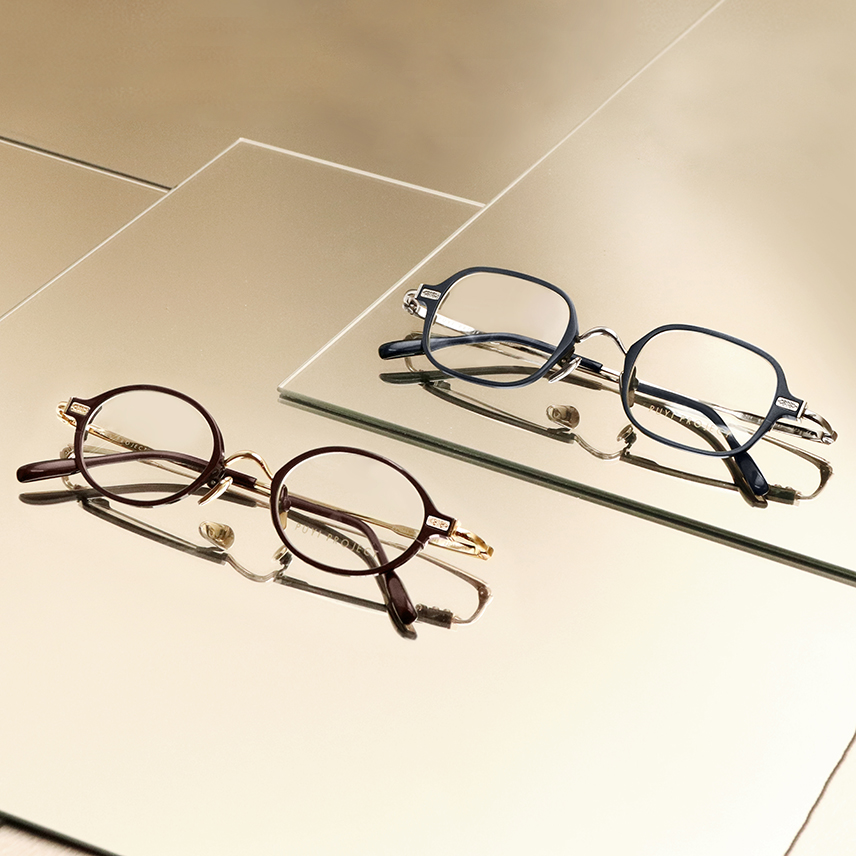 Puyi Project Fall/Winter 2020 Eyewear Collection