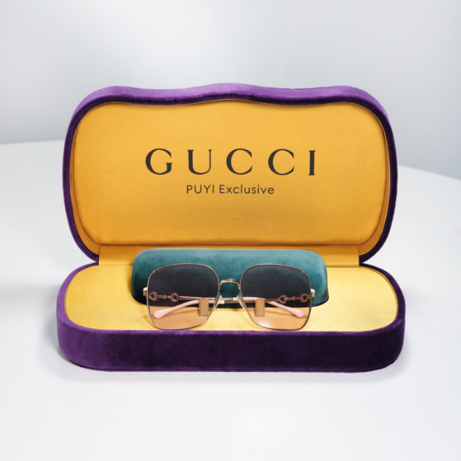 GUCCI - PUYI 20TH EXCLUSIVE EDITION