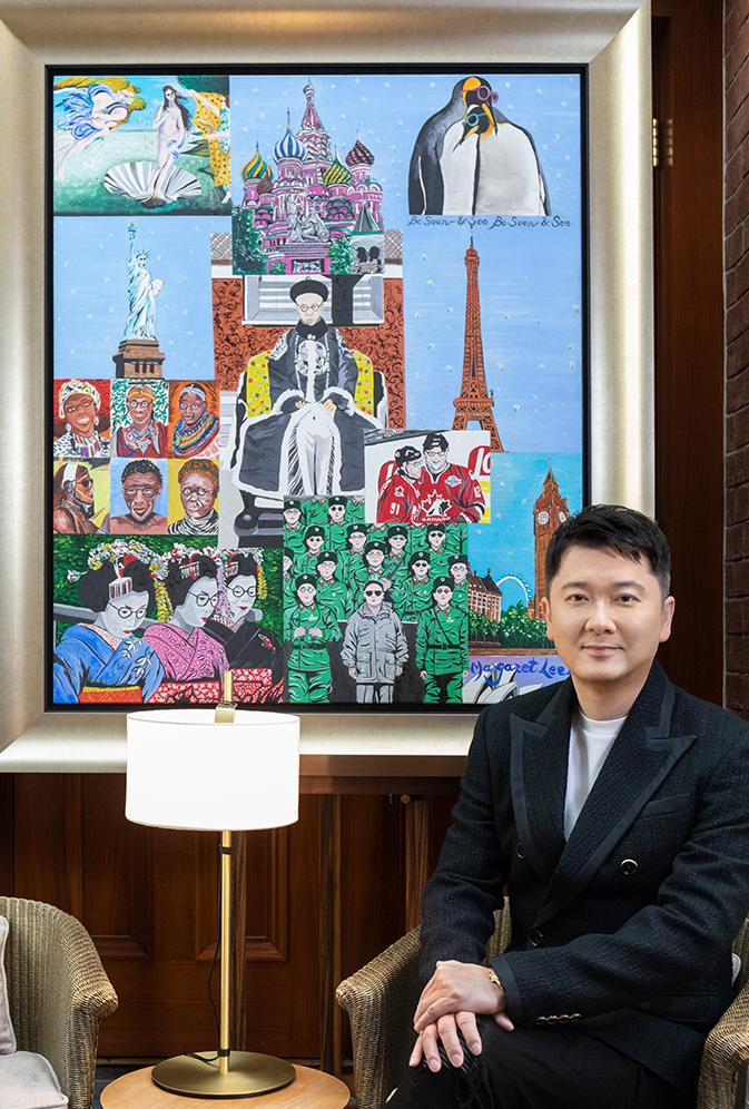 A Talk with Mr. Jeffery Yau, Founder & CEO of PUYI OPTICAL