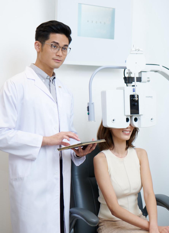 Our Optometrist