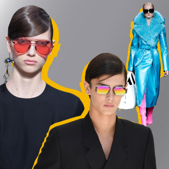 THE 4 SPRING /SUMMER 2021 EYEWEAR TRENDS TO KNOW